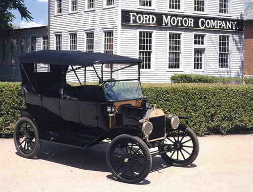 Modern Car History And The First Modern Automobiles