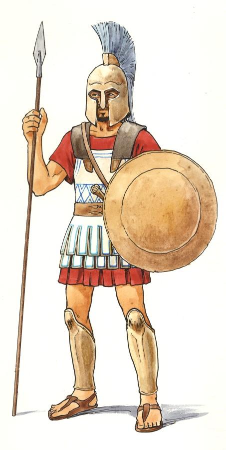 fashion history meme: Ronon in Ancient Greek battle dress ... - photo #41