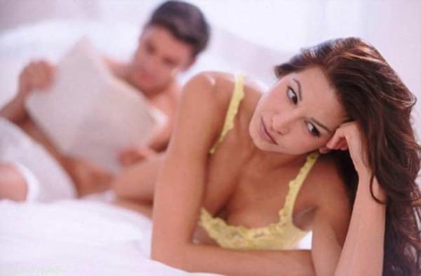 Мужчина отказывается от секса причины