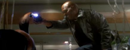 The Samuel L. Jackson who can Taser a snake.