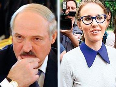 Собчак в интервью Лукашенко задавала очень интимные и неожиданные вопросы