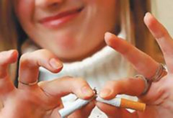 Курение запрещено в общественных местах с 1 июня 2014