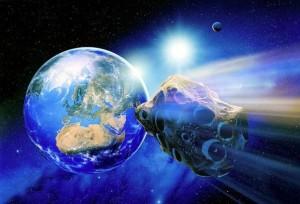 Secret asteroid 2015