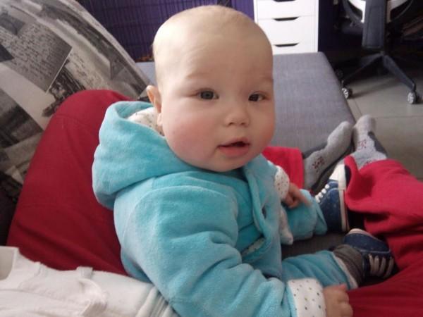 ron 8 months
