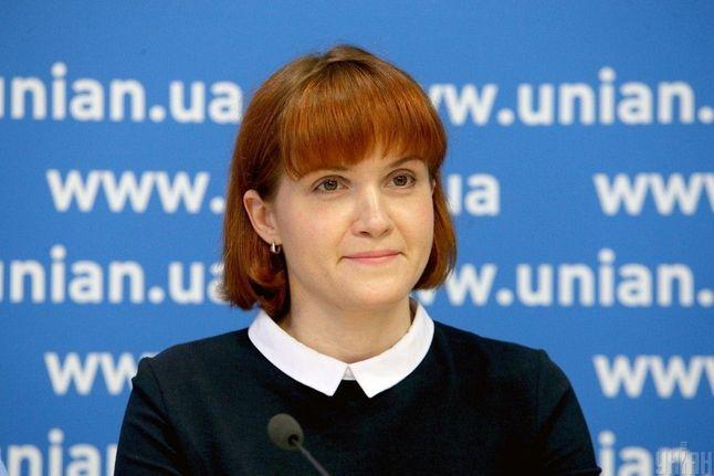 Зампредседателя Комитета Верховной Рады по вопросам национальной безопасности, обороны и разведки Марьяна Безуглая