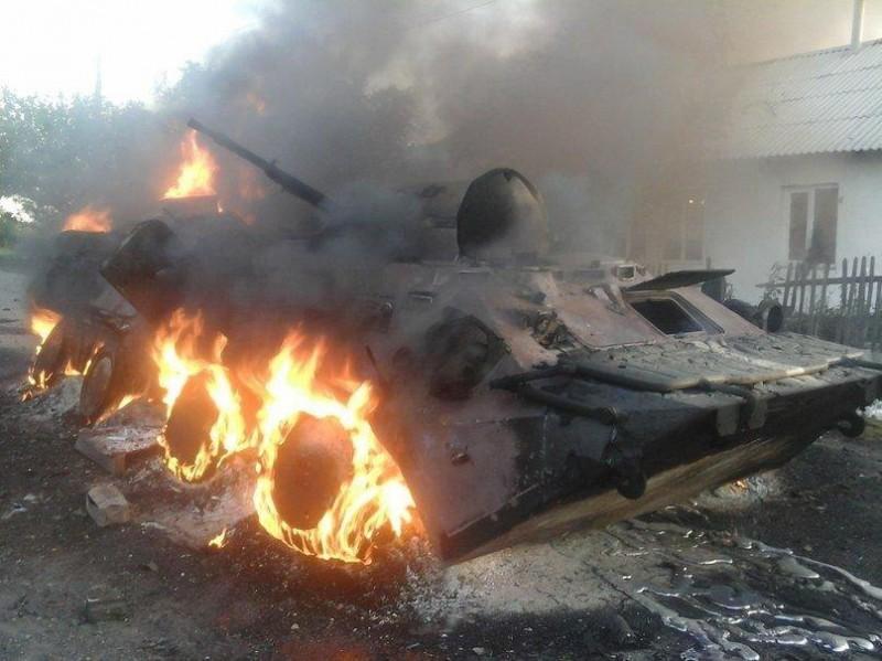 Солдаты ВСУ страдают и без боев