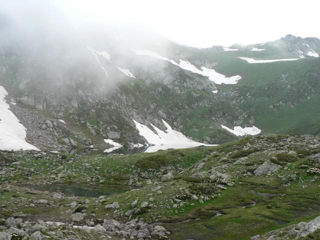 Верхнее озеро Пятиозерья.