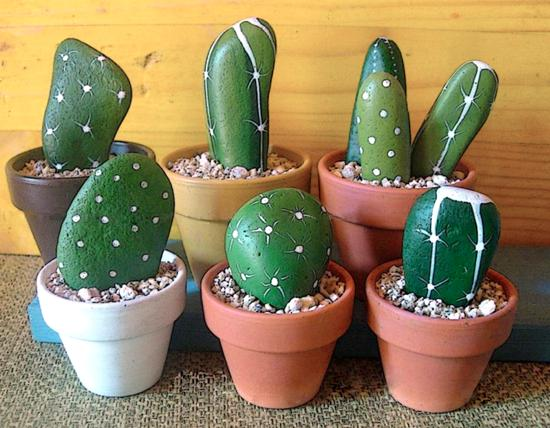 rock-painting-ideas-cacti-home-decorating-4