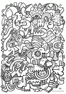 patterns-for-coloring-page-5