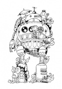 Doodle-Invasion-coloring-book-3