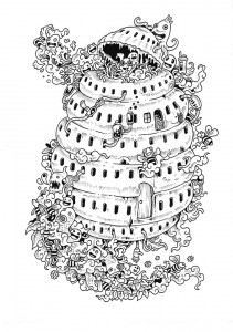Doodle-Invasion-coloring-book-11