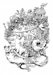 Doodle-Invasion-coloring-book-14
