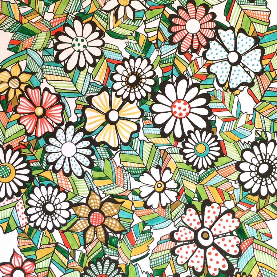 Flower+Designs+Coloring+Book+by+Jenean+Morrison