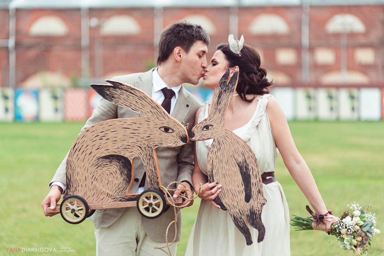 правило, эти фото свадьбы вика и саша сова лепить пластилиновых