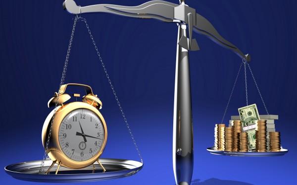 время_деньги