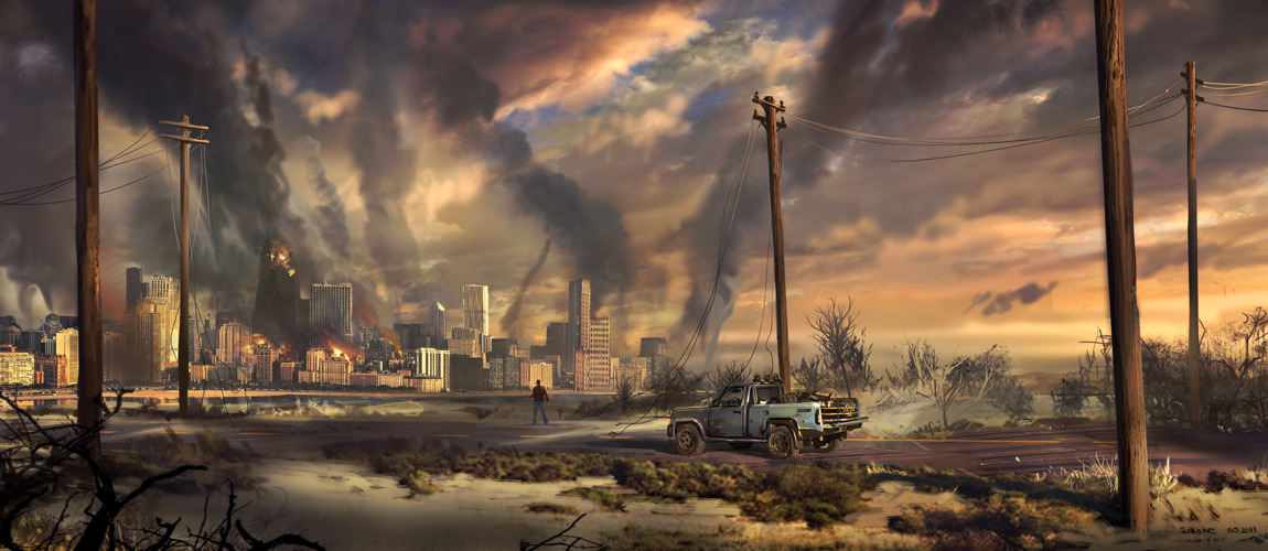 1150x500_7223_Chicago_on_fire_2d_architecture_ruins_landscape_city_apocalypse_picture_image_digital_art
