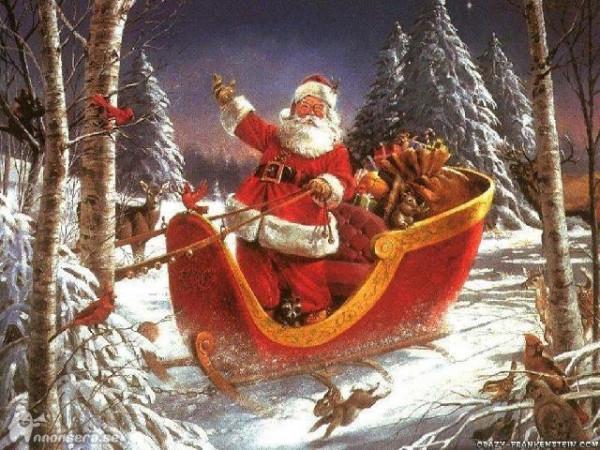 julafton-firande-med-jultomten