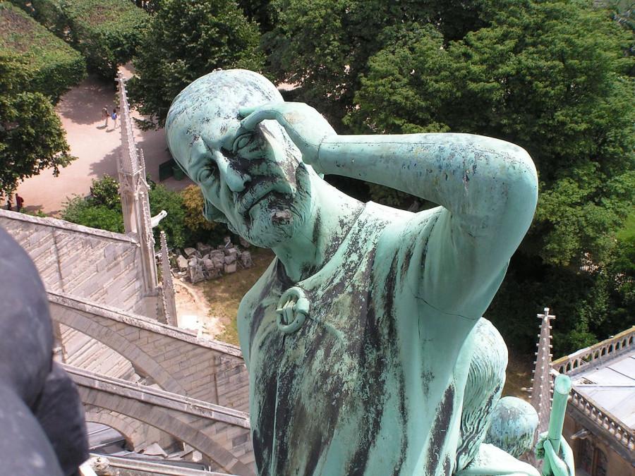 Статуя, в которой прекрасно все