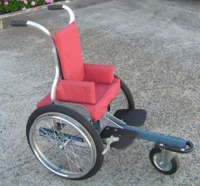 Olly's wheelchair