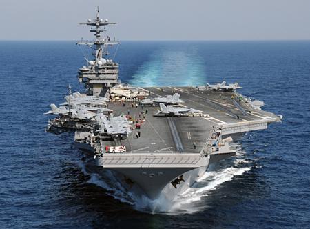USS Aircraft Carrier