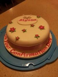 Alyssa's cake