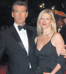 brosnan's daughter Charlotte