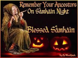 samhain night