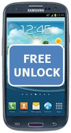 Samsung Galaxy S3 SGH-I747 unlock free