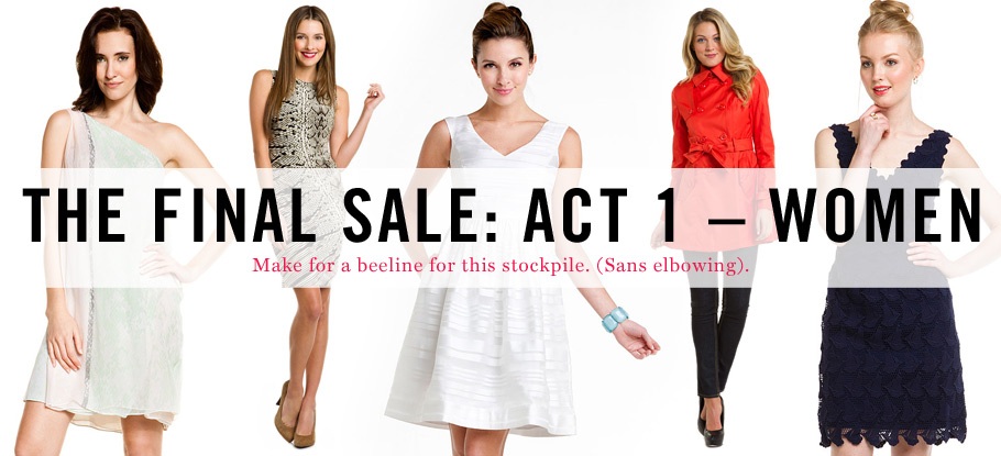 RueLaLa: The Final Sale Act