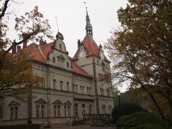 Шенборнский замок.Чинадиево.Закарпатье. PA252817(1)