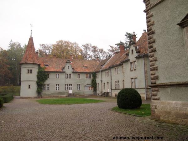 Шенборнский замок.Чинадиево.Закарпатье. PA252831(1)