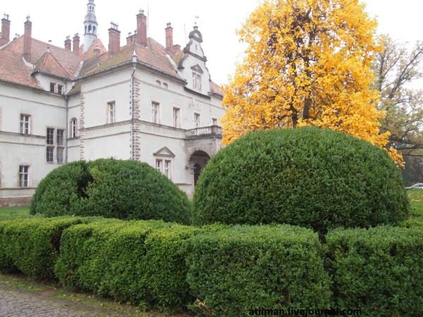 Шенборнский замок.Чинадиево.Закарпатье. PA252838