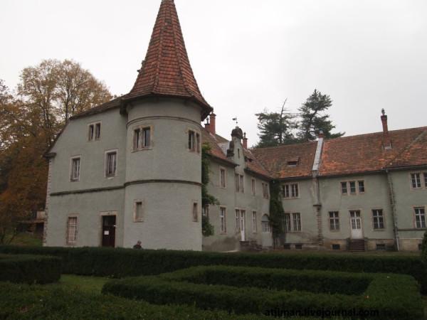 Шенборнский замок.Чинадиево.Закарпатье. PA252842