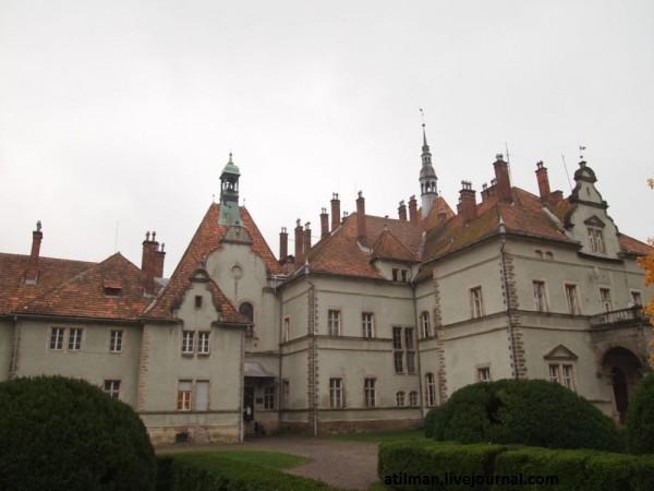 Шенборнский замок.Чинадиево.Закарпатье. PA252843(1)