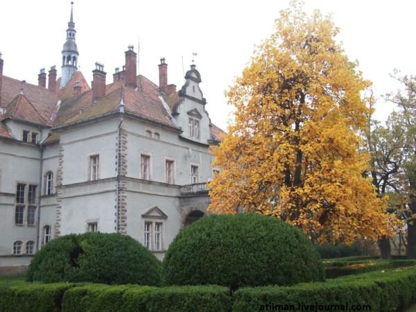 Шенборнский замок.Чинадиево.Закарпатье. PA252918(1)