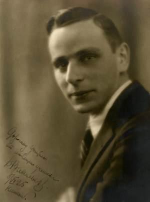 Борис Александрович Васильев — китаист, ученик В.М.Алексеева