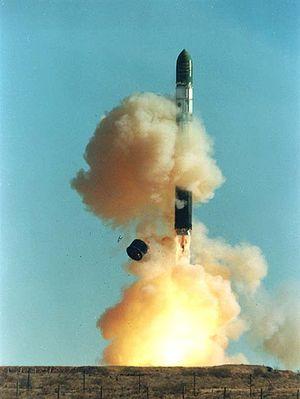 Ядерное оружие - оружие смерти? Ракета P-36М (SS-18 Mod.1,2,3 Satan)