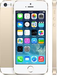 iPhone 5S. Золото