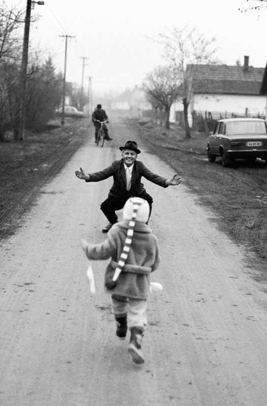 Петер Корниш. Внук приехал, 1985.