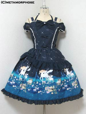 Metamorphose Twinkle Journey OP Navy