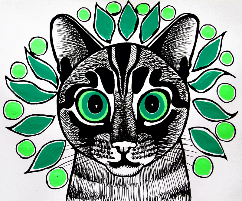 Forest-Cat