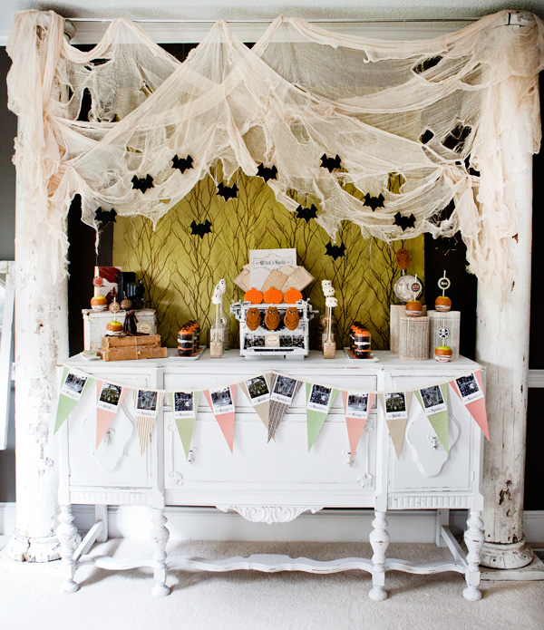 Как украсить домна хэллоуин своими руками