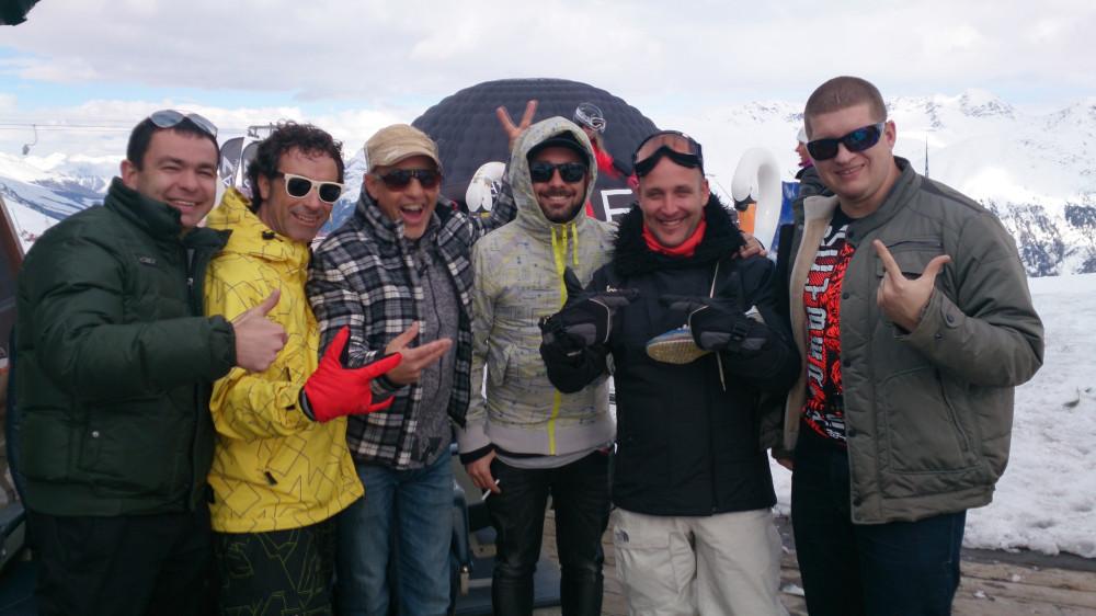 Roman Mysyuga  Miguel  Angel Cielo, Karlos Sense, Igor Marijuan, Stanislav Atomix