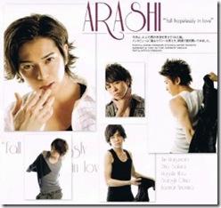 fall hopelessly in love with arashi