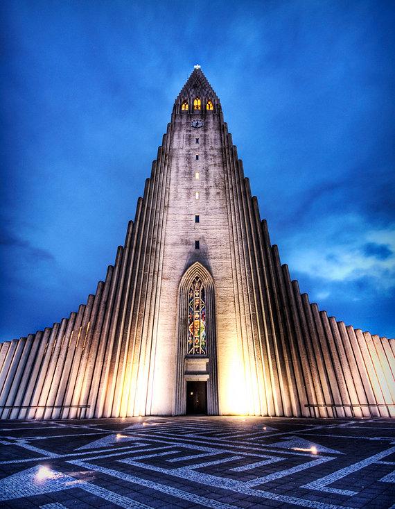 Hallgrimskirkja-Reykjavik-church_2