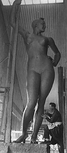 Ivan_Shadr-Russian_sculptor
