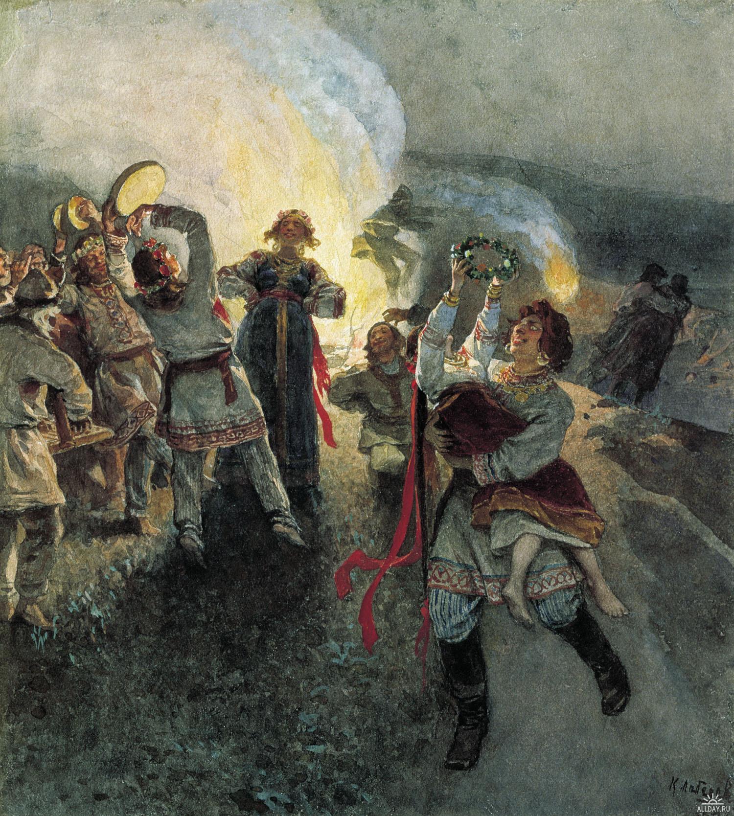 Клавдий лебедев исторические сюжеты