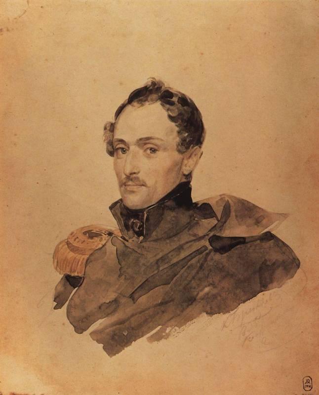portret-kapitana-a.m.kostinica.-1835-artfond