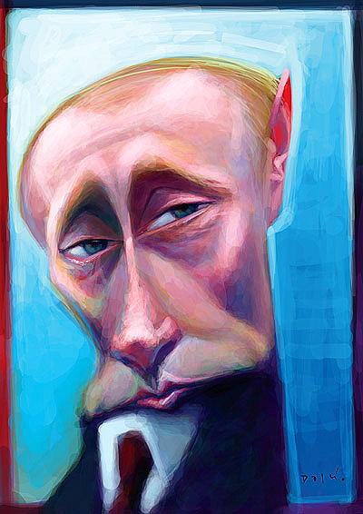 портрет_путина