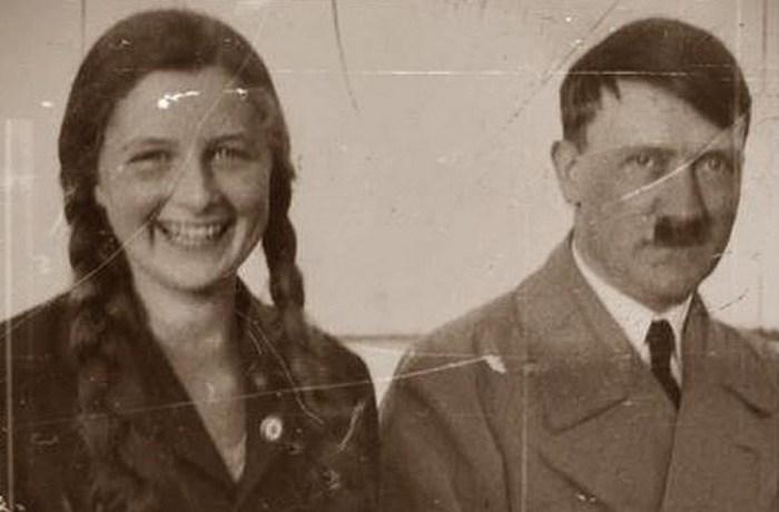 Гитлер и ева браун секс